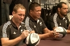 With one day until the official Rugby World Cup kick off the All Blacks showed their love for the fans by signing autographs. Hundreds of fans turned up with many traveling from across the world just to be here.