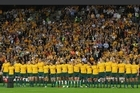 Australia head into the World Cup in fine form after winning their first Tri-Nations title in 10 years.