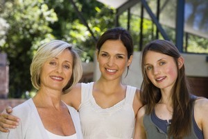 Good advice to older members of the family can be as useful as helping with money. Photo / Thinkstock