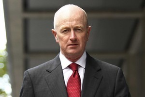 Reserve Bank Governor Glenn Stevens has left the benchmark interest rate unchanged at 4.75 per cent. Photo / Getty Images