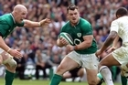 Ireland have a highly experienced squad boasting Heineken Cup and grand slam winners.