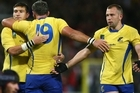 Romania have some familiar faces, like irascible hooker Marius Tincu, and will have some combative forwards.