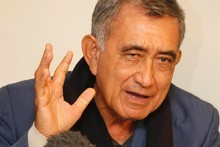 President Oscar Temaru wants French Polynesia to be added to the United Nations' list of countries for decolonisation. Photo / Steven McNicholl