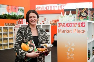 Pacific Co-operation Foundation chief executive Markerita Poutasi says the True Pacific quality mark will help promote gourmet Pacific products to the world. Photo / Supplied