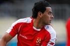 Kurt Morath of the Tongan World Cup team. Photo / Sarah Ivey