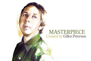 Album cover for Masterpiece Created by Gilles Peterson. Photo / Supplied