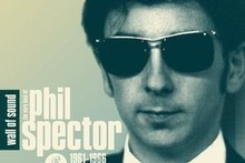 Album cover for Wall of Sound: The Very best of Phil Spector 1961-66. Photo / Supplied