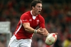 George North will be keen to make a dent out wide. Photo / Getty Images