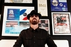 Producer and musician Dave Stewart. Photo / Supplied