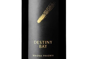 2007 Destiny Bay Magna Praemia, $275. Photo / Supplied