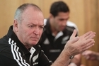 Graham Henry has enjoyed a strong record but many New Zealanders refuse to let him live down the 07 World Cup quarter-final exit. Photo / Mark Mitchell