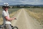 Meg Liptrot would stop pedalling to pick herbs on the Otago Rail Trail. Photo / Supplied