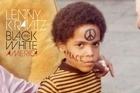 Album cover for 'Black and White America' Photo / Supplied