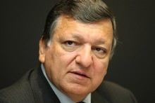 Jose Manuel Barroso. Photo / Greg Bowker