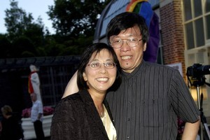 Pansy Wong and Sammy Wong. The Auditor-General says their use of Parliamentary funds wasn't a pattern. Photo / NZ Herald