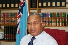 A new poll of 1000 Fijians found a majority support Commodore Frank Bainimarama and disagree with the stance taken over the Fijian government by the international community. Photo / Dev Nadkarni 