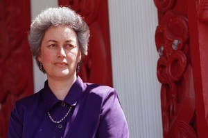 Dr Margaret Mutu's comments have been labelled 'racist' by Ngapuhi leader David Rankin. Photo / NZ Herald