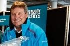 Rugby World Cup tournament boss Martin Snedden. Photo / Stephen McNicholl