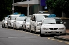 Taxi companies are anticipating a busy night in Auckland this Friday. Photo / Steven McNicholl