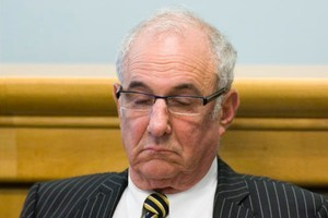 Former Nathans Finance director Kenneth (Roger) Moses is seeking bail pending an appeal of his prison sentence handed down in the High Court at Auckland last week. File photo