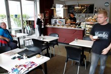 Marcello's Caffe. Photo / Steven McNicholl