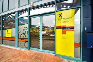 The doors at the Gisborne office of Work and Income were closed to a young mother with a four-month-old baby who had no place to stay. File photo / NZ Herald