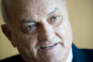 New Zealand businessman Owen Glenn says he plans to donate $100 million to youth causes. Photo / Richard Robinson
