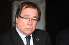Foreign Minister Murray McCully. Photo / Sarah Ivey