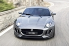 Two-door Jaguar C-X16 combines sleek looks with the latest hybrid technology. Photo / Supplied