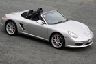 The second-generation Boxster S boasts a 3.4-litre flat six engine that sends it to 100km/h in 5.2 seconds. Photo / Supplied