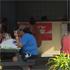 Moana's Takeaways at Punanga Nui Market in Rarotonga. Photo / Brett Atkinson