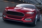 Ford's video showing off the stylish new Evos concept car.