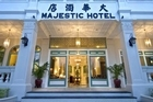 The Majestic Hotel in Malacca, Malaysia, which was a $2-a-night old crumbling place in 1975, is was now part of the Small Luxury Hotels of the World chain. Photo / Supplied