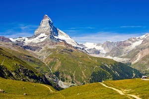 The Matterhorn is an iconic symbol of the Alps. Photo / Thinkstock