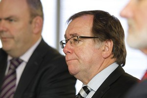 Murray McCully. Photo / Steven McNicholl