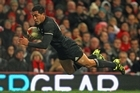 All Black fullback Mils Muliaina talks about playing in his third Rugby World Cup.