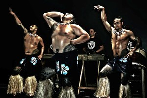 Tatau Dance Group will deliver high-energy Samoan dancing. Photo / Supplied