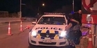 Watch: Traffic chaos in Auckland as Rugby World Cup opens