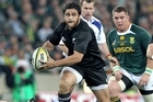 All Black halfback Piri Weepu will appear in his first World Cup after missing out on selection four years ago.