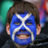 A Scottish fan looks on during the 2011 Rugby World Cup. Photo / Getty Images