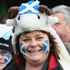 Scotland fans before the 2011 Rugby World Cup. Photo / Getty Images