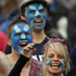 Scottish fans show their support during the 2011 Rugby World Cup . Photo / Getty Images