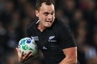 Israel Dagg is on the All Blacks' injured list. Photo / Getty Images