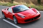 Motor Trend magazine has claimed the Ferrari 458 Italia is the best driver's car available, by a long shot. Photo / Supplied