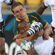 Fiji's Waisea Luveniyali is collared by South Africa's Morne Steyn. Photo / Paul Estcourt