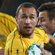 Quade Cooper of the Wallabies charges forward. Photo / Getty Images