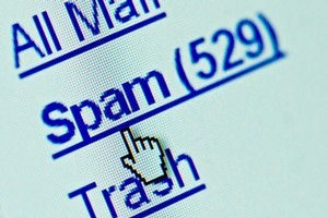 An alleged spammer is accused of selling 50,000 email addresses without the owners' permission. File photo / Thinkstock
