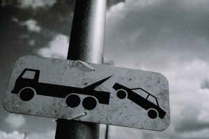 Drivers who followed instructions were towed and fined $230. Photo / Thinkstock