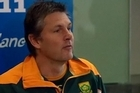 The Springbok team doctor talks about players' injuries during this year's Rugby World Cup.