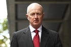 Reserve Bank of Australia Governor Glenn Stevens has paused raising interest rates at 4.75 per cent for the past 10 months to gauge the fallout from Europe's debt crisis. Photo / Getty Images